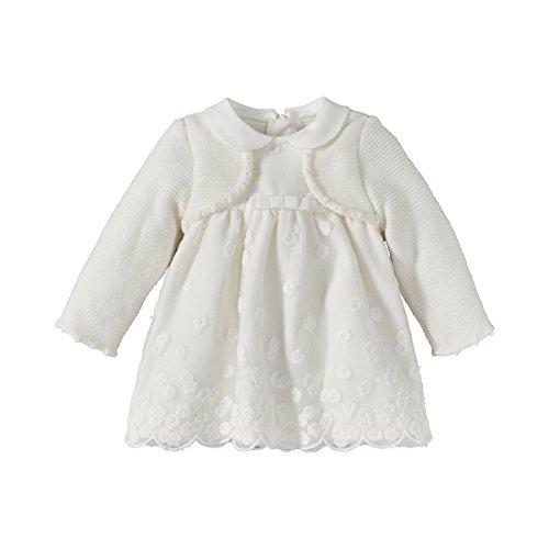 Mayoral - Conjunto - para bebé niña beige naturaleza