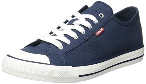 Levi's Herren Hernandez Sneaker, Marineblau, 46 EU