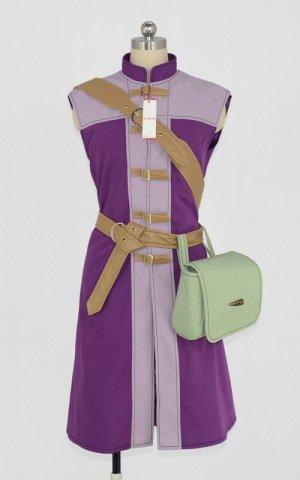 ドラゴンクエストXI(ドラクエ11) 主人公 コスプレ衣装 [2209] 男性M