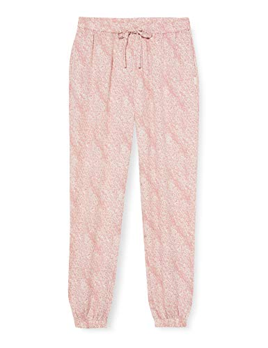Calvin Klein Jogger Pantalones de Pijama, Rosa (STIPPLED Texture SYU), Large para Mujer