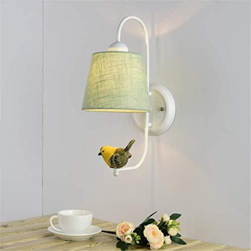 L-C plafondlamp creatieve eenvoudige led muur lamp slaapkamer nachtkastje muur lamp Scandinavische moderne vogel woonkamer aisle trap licht
