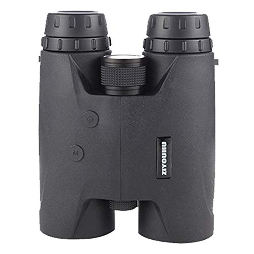WOOLIY 8x42 Laser-Entfernungsmesser Ferngläser für die Jagd/Golf Rangfinders Scope Außenentfernungsmesser