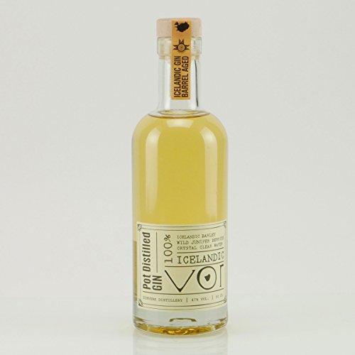 VOR Icelandic Gin Barrel Aged