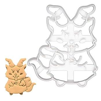 Cute Krampus cookie cutter 1 piece - Bakerlogy