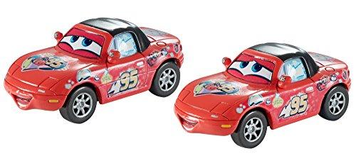 Lot de deux voiture de Cars - Disney.