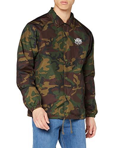 Vans Herren TORREY Jacke, Camouflage, L