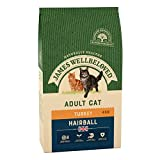 <span class='highlight'>James</span> Wellbeloved Complete Dry Adult Hairball Control Cat Food Turkey, 4 kg