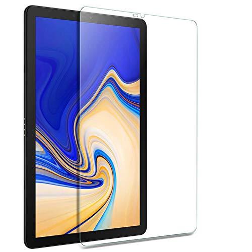 Lobwerk 2X Schutzfolie für Samsung Galaxy Tab S4 SM-T830 T835 10.5 Zoll Bildschirmschutz Folie klar transparent Anti-Fingerprint