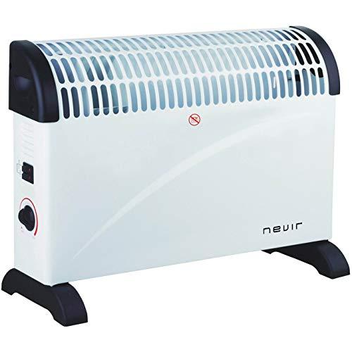 Nevir NVR-9545-CVT Termo CONVECTOR 3 POTENCIAS 750W 1250W 2000W