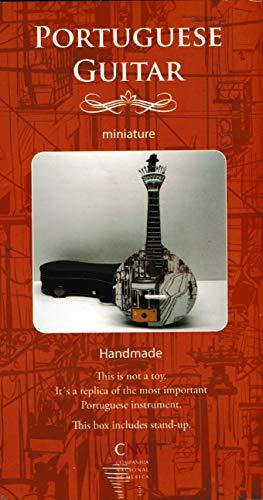 Portuguese Guitar - Hand Made Portuguese Guitar Miniature Electrico [Guitarra Portuguesa] Electrico