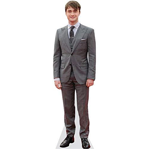 Celebrity Cutouts Daniel Radcliffe Pappaufsteller lebensgross