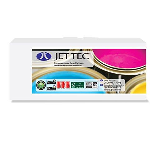 Jet Tec CE253A HP In England hergestellter Wiederaufbereiteter Lasertoner, magenta