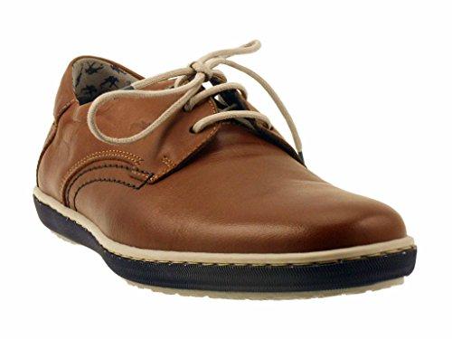 Zapatos con cordones Fluchos-9710-Naturel-, Beige (natural), 41 EU