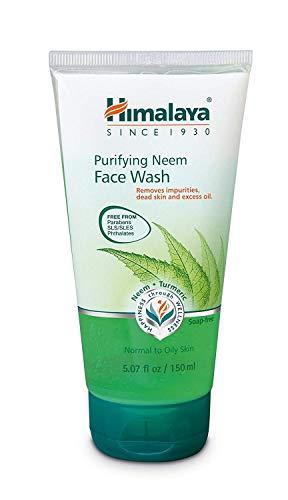 Himalaya, pflanzliche Gesundheitspflege | Neem Gesichtswaschgel, 150 ml | 3 x 150 ml