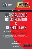 Taxmann's CRACKER - Jurisprudence Interpretation & General Laws | CS-Executive - New Syllabus | June 2021 Exam | 4th Edition | January 2021