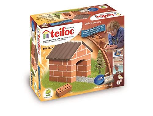 Teifoc 1022 Small Cottage, Terracotta