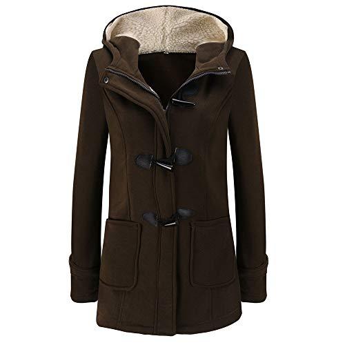 Damen Wintermantel Elegant Dylung Damen Envy Parka Lange Jacke Designer Winter-Mantel mit Kapuze aus hochwertigem Material