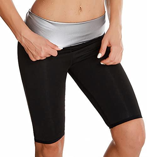 MUYOGRT Leggins Deportivos Mujer Push Up Leggings Mujer Fitness Cintura Alta Leggins Yoga Negros Pantalon Mallas Corto Running Mujer Deporte Leggins Reductoras Adelgazantes Pantalones Deportivos Mujer