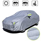 Car Cover for Volkswagen Beetle A4/A5 2000-2019 All Weather Full Coverage Outdoor Breathable Automobiles Waterproof Dustproof Scratch Resistant UV Protection (Green)