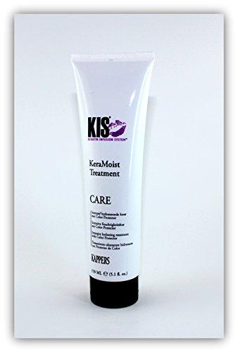 KIS Care KeraMoist Treatment Masque Cheveux traités chimiquement/secs/frisés 150ml