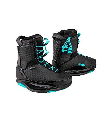 Ronix Signature Damen Wakeboard Boots - Black/Metallic Color-Shift - 8