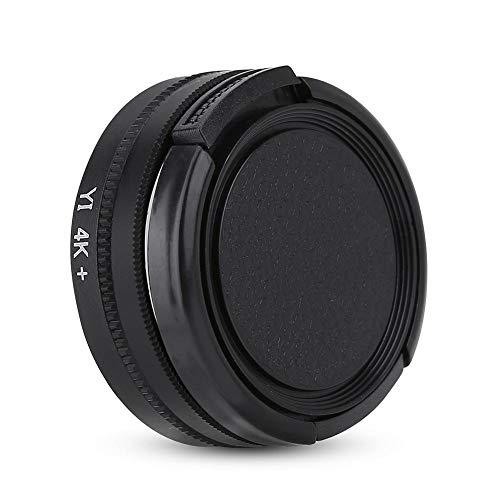 Lensfilter, ronde polarisator van 37 mm Lensfilter met adapterringbeschermkap voor sportcamera's met lens van 37 mm, eenvoudig te monteren en te verwijderen, leuk accessoire voor fotografieliefhebbers