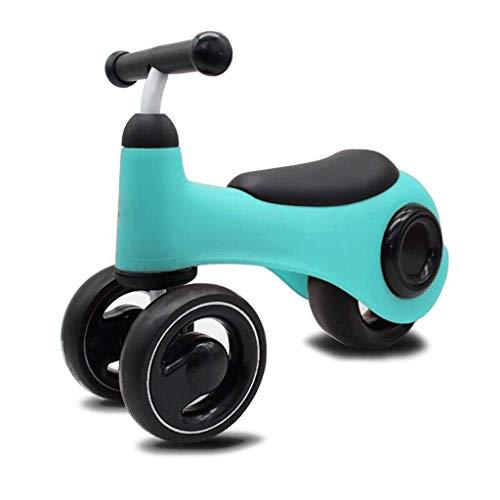 SZNWJ ygqtbc Vespa -Original de 3 Ruedas, Lean-a-Steer, Suizo-Moto for niños de Edades comprendidas (Color : Blue)