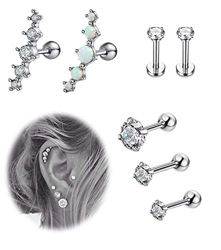 Best cartilage earring assortment for 2020