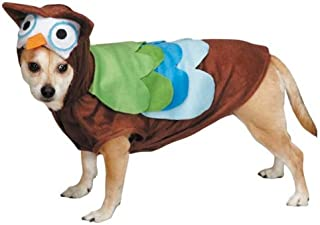 Zack & Zoey Cute Hoots Costume for Dogs, Large
