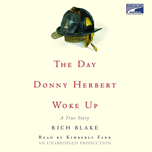 The Day Donny Herbert Woke Up cover art