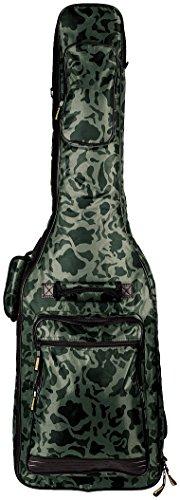 Rockbag RB 20505CFG Deluxe Bass Bag per Guitar Camouflage Verde