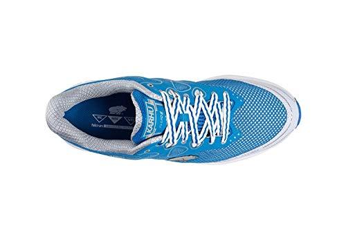 Karhu Frauen Fluid 5 Mre Fashion Sneaker Blau Groesse 10 US /41.5 EU