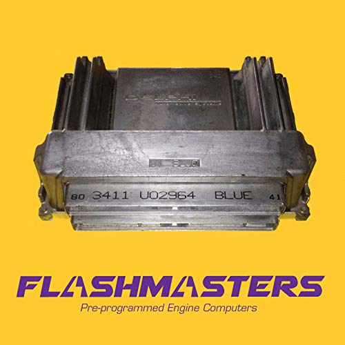 Flashmasters 2001-03 12200411 GM Cars/Trucks Engine Computer Programmed to Your VIN PCM ECM