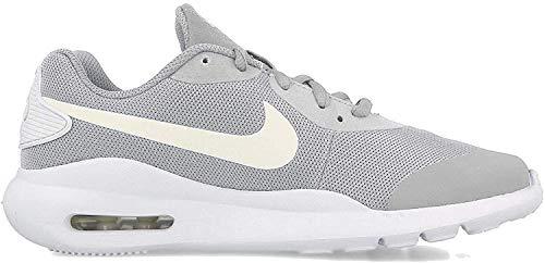 Nike Jungen Air Max Oketo (gs) Leichtathletikschuhe, Grau (Wolf Grey/White 000), 36 EU