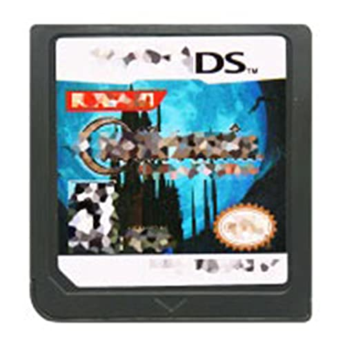 MYBHD DS Game Cassette Console Card Castlevania Serie for Nintendo DS 3DS 2DS (Color : Order of Ecclesia US)