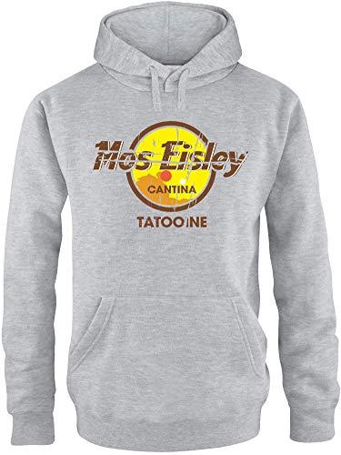 EZYshirt® Mos Eisley Cantina Tatooine Pullover Herren | Männer Kapuzenpullover | Hoodie