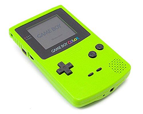 Nintendo Lime Green Console (GBC)