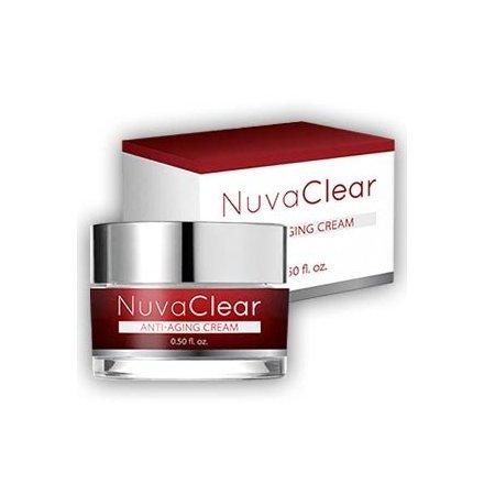 Nuva Clear Anti Aging Cream 0.50 fl oz