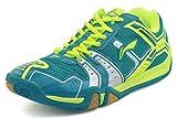 LI-NING Men's Saga TD Professional Badminton Sports Shoes Green US 9