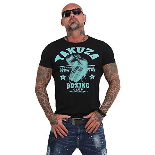 Yakuza Herren Boxing Club T-Shirt