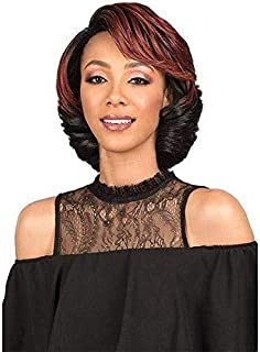Bobbi Boss Lace Part Wig MLP008 [MIKEAL] (1B)