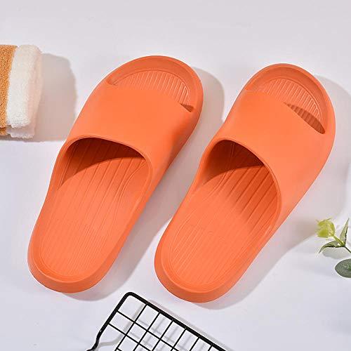 B/H ZapatosDePiscina,Zapatillasdemodasencillas,sandaliasdebañoantideslizantes-Caramel_38-39,SandaliasdeBañoAntideslizantes