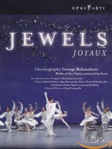 Balanchine - Jewels / Aurelie Dupont, Alessio Carbone, Marie-Agnes Gillot, Agnes Letestu, Jean-Guillaume Bart, Clairemarie Osta, Kader Belarbi, Paris Opera Ballet