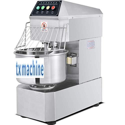 txmachine 20L Impastatrici Impastatrice Ribaltabile 1.1KW Impastatrice Planetaria Multifunzione Robot da Cucina Mixer Mescolando macchina 2 velocità (110V/60HZ)