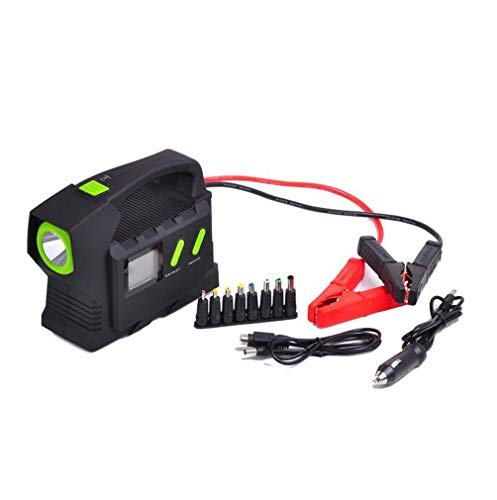 Why Choose DMQNA Car Jump Starter,Battery Start Booster Charger Leads Air Compressor Portable 12V Ne...
