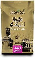 قهوة تركية محوجة متوسطة التحميص من ابو عوف - 200 جرام
