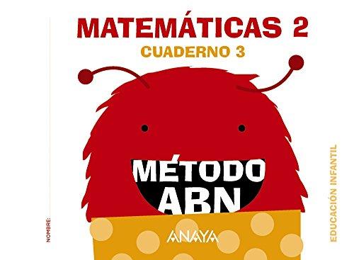 Matemáticas ABN. Nivel 2. Cuaderno 3. (Método ABN)
