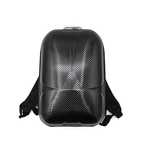 YIJIA BINGRU-HAT Rucksack for DJI Mavic 2 Pro/Zoom Drone Hartschalen-Rucksack-Beutel-Kasten Wasserdicht Anti-Shock-Taschen Drohne Teile (Color : Black)