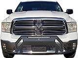 Ram 1500 Bull Bar with LED Light for 2009-2018 Dodge Ram 1500 Front Brush Push Grille Bar Guard