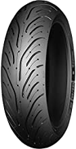 Michelin Pilot Road 4 GT Touring Radial Tire - 180/55R17 73W